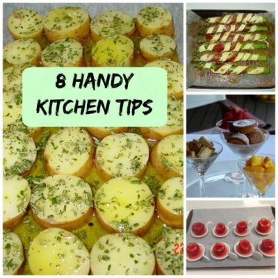 Handy kitchen tips