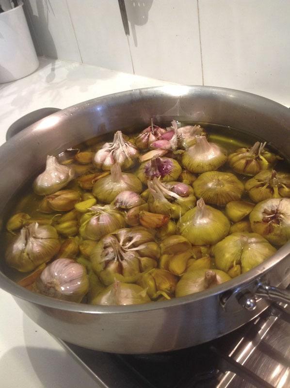 PLL Garlic Confit